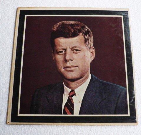 John Fitzgerald Kennedy: A Memorial Album - Goldwater Pope John xx111 Johnson