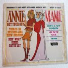 Annie Get Your Gun and Mame - 2 Musical Hits on One lp sw-9174