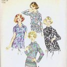 Simplicity Pattern 5359 Set Of Blouses Sz 12 Vintage 1972