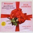 Firestone Presents Your Favorite Christmas Carols 1966 lp Volume 5 mlp-7012