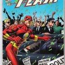 The Flash 120 Presidential Race Part 1 Unread dc Comics 1996