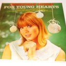 Christmas Songs For Young Hearts LP by Gene Martin - Caroleer Records X 1707