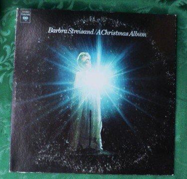 A Christmas Album -  Barbra Streisand Original lp cs 9557