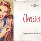 Genuine Chevrolet Accessories for 1950 Vehicles - Original