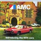 American Motors Dealer Brochure Introducing the 1974 Cars