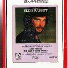 The Best of Eddie Rabbitt 8 Track Sealed New 1979 s 134109