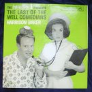 The Last of the Well Comedians 1961 Lp Harrison Baker lpm-2349