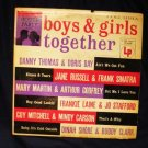 Boys and Girls Together lp Columbia 1950s House Party Series cl 2530