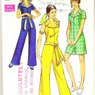 Rare Simplicity Pattern 8791 Miss Sz 12 Jumpsuit in 2 Lengths
