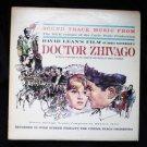 Doctor Zhivago Sound Track Music 1965 lp sf24800