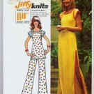 Simplicity Pattern 5667 Uncut 1973 - Sz 12 - Simple Jiffy Dress or Tunic and Pants