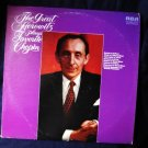The Great Horowitz Plays Favorite Chopin 1971 lp Rca Vic 1605 Mono