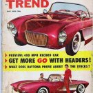 1959 Original Motor Trend Magazine May