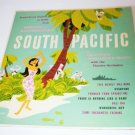 The Music Man and South Pacific Hits lp ssp-77 Rogers and Hammerstein