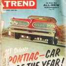 1959 Original Motor Trend Magazine April