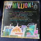 They Sold... 20 Million lp by Various Artists 1958 Warner Bros 1216
