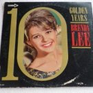 Brenda Lee - 10 Golden Years 1960s lp dl4757