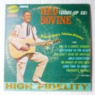 Giddy-up Go LP BY Red Sovine 1960s lp Nashville nlp 2033