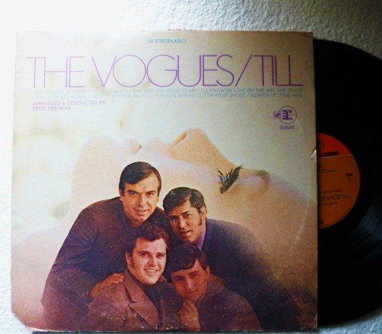 Till by The Vogues 1969 lp Reprise 6326 Near Mint-