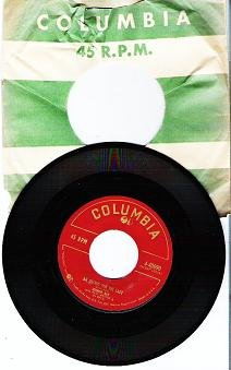 Johnnie Ray - An Orchid for the Lady and Please Dont Talk 45 rpm 1953 nm