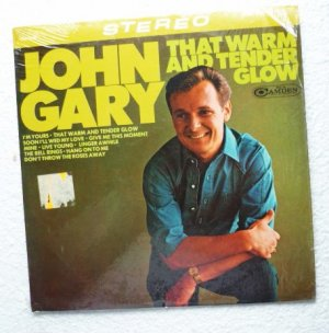 That Warm and Tender Glow by John Gary lp 1968 cas-2199