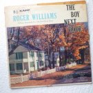 The Boy Next Door: A Piano Serenade For The Girl Next Door lp by Roger Williams kl-1003