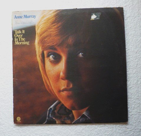 Talk It Over In The Morning - Anne Murray 1971 lp st-821