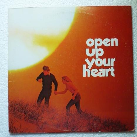 Open Up Your Heart lp - Various Artists - 1P 6116