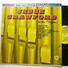 Jesse Crawford at the Organ Record Album S-115 lp