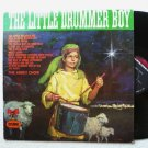 The Little Drummer Boy by The Abbey Choir - lp x1709