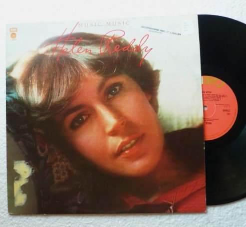 Helen Reddy lp Music Music e-st 11547