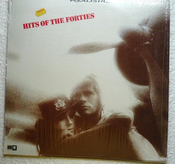 Hits of the Forties  Realistic lp by Various Artists sl-6990