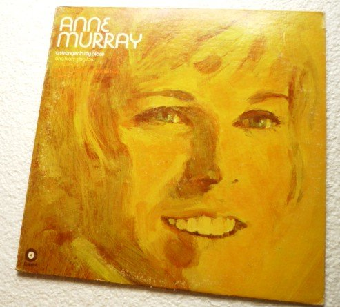 Anne Murray ~ Self Titled 1971 Album Stereo st 667 Near Mint-