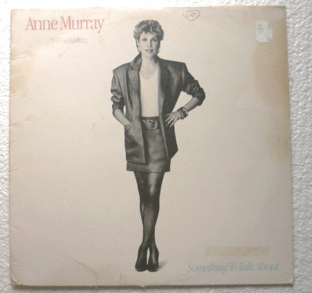 Something To Talk About by Anne Murray lp sj-12466