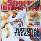 Sports Illustrated June 21 2010 - Unread - Stephen Strasburg U S World Cup Blackhawk Redemption