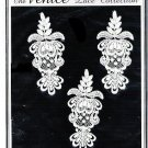 Floral Appliques or Patches - The Venice Lace Collection NIP