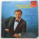 John Gary On Broadway lsp-3928 1968 Stereo lp