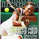 Sports Illustrated July 12 2010 - Unread - Don Coryell Serena Williams LeBron James