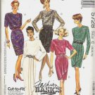Mccalls Pattern 5728 Dresses: 2 Lengths Misses Size 10 - 12 - 14