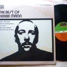 The Best of Herbie Mann 1970 lp by Herbie Mann SD 1544 Near Mint