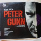 Music from Peter Gunn Composed by Henry Mancini - Lion L70112 lp