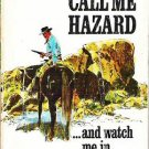 Call Me Hazard and The Rincon Trap 1966 Double Western by Ace