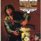 Edge No 48 School for Slaughter by George G Gilman 1558176829