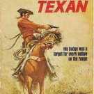 The Young Texan - Paul Evan Lehman 1971 Western Book