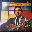 Hymns - Johnny Cash 1959 lp cs 8125 stereo