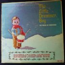 The Little Drummer Boy - the Voices of Christmas lp cmx 900