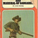 The Man From Colorado and Marshal of Sangree - Louis Trimble Double Western 1960s