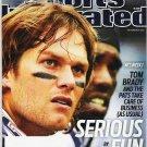 Sports Illustrated Magazine Sept 20 2010 - Unread - Tom Brady New England Patriot Quarterback