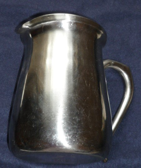 Oneida Stainless Water Pitcher - 18/8 Japan