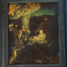 Holy Night The First Christmas Morn Correggio Framed